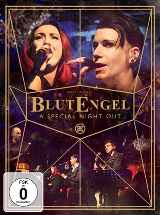 Blutengel - A Special Night Out - Live & Acoustic (CD + DVD)