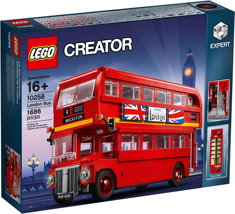 LEGO© 10258 Creator - London Bus