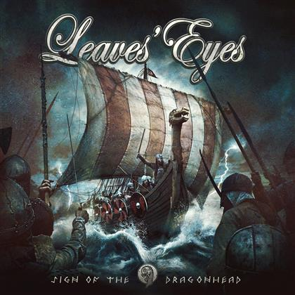 Leaves' Eyes - Sign Of The Dragonhead (Digibook, Limited Edition, 2 CDs)