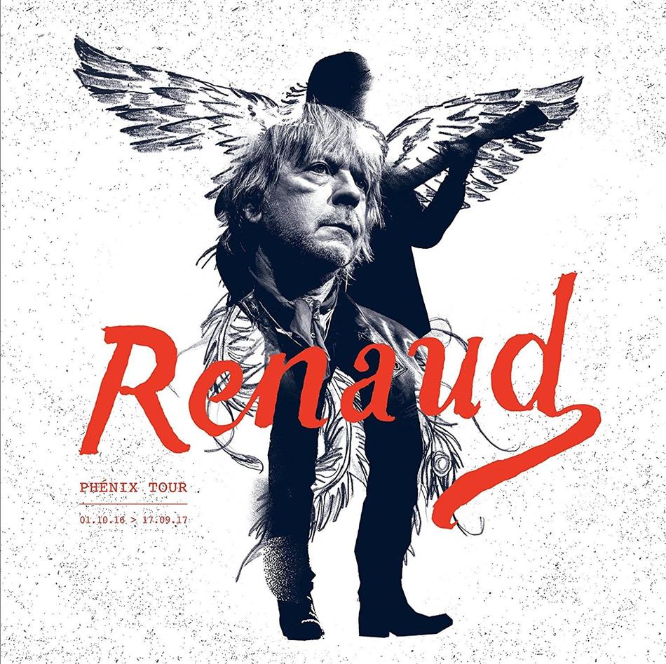 Renaud - Phenix Tour (2 CD)