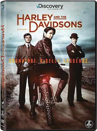 Harley and the Davidsons - Stagione 1 (Discovery Channel, 2 DVDs)