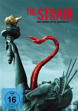 The Strain - Staffel 3 (3 DVDs)