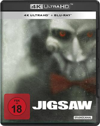 Jigsaw - Saw 8 (2017) (4K Ultra HD + Blu-ray)