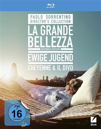 Paolo Sorrentino Director's Collection (4 Blu-rays)