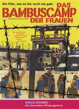 Das Bambuscamp der Frauen (1973) (Cover A, Limited Edition, Mediabook, Uncut, Blu-ray + DVD)