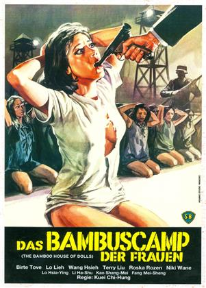 Das Bambuscamp der Frauen (1973) (Cover B, Limited Edition, Mediabook, Uncut, Blu-ray + DVD)