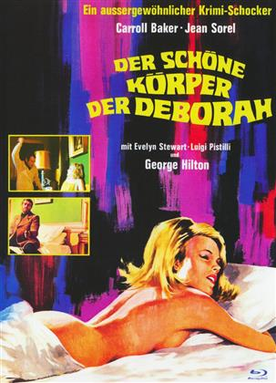 Der schöne Körper der Deborah (1968) (Cover A, Eurocult Collection, Giallo Serie, Limited Edition, Mediabook, Uncut, Blu-ray + DVD)