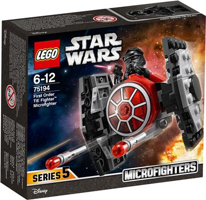 LEGO© 75194 Star Wars(TM) - First Order TIE Fighter Microfighter