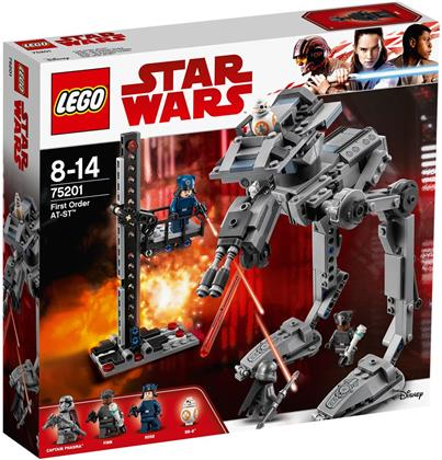 LEGO© 75201 Star Wars(TM) - The Last Jedi - First Order AT-ST