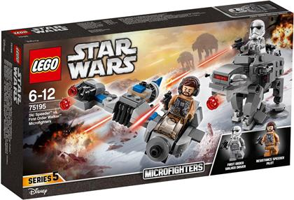 LEGO© 75195 Star Wars(TM) - Ski Speeder vs. First Order Walker Microfighter