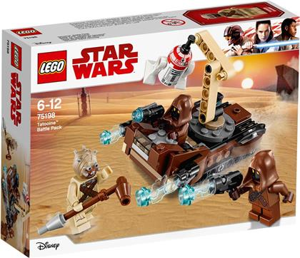 LEGO© 75198 Star Wars(TM) - Tatooine Battle Pack