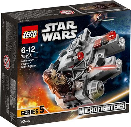 LEGO© 75193 Star Wars(TM) - Millennium Falcon Microfighter