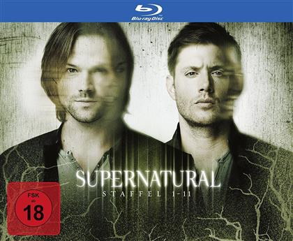 Supernatural - Staffel 1-11 (43 Blu-rays)