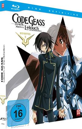 Code Geass: Lelouch of the Rebellion - Staffel 1 (Mediabook, 2 Blu-rays)