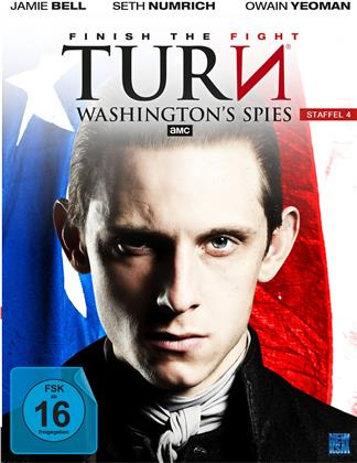 Turn - Washington's Spies - Staffel 4 (4 DVDs)