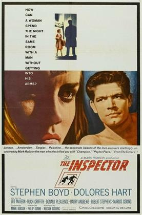 The Inspector (1962) (DualDisc, Blu-ray + DVD)