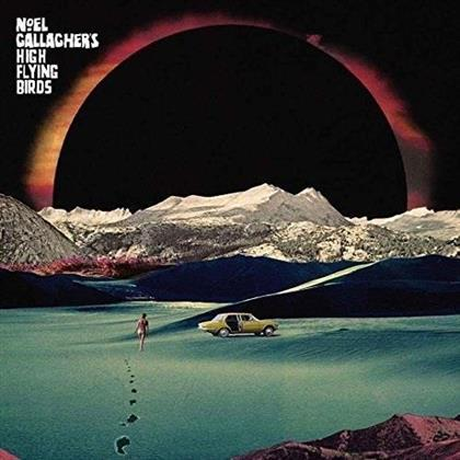 "Noel Gallagher (Oasis) & High Flying Birds - Holy Mountain (12"" Maxi)"