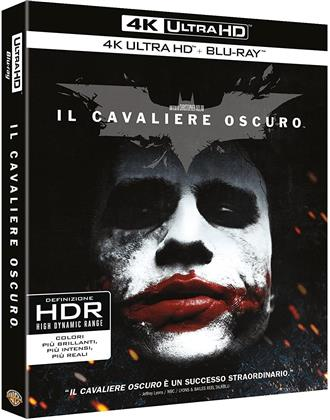 Batman - Il cavaliere oscuro (2008) (4K Ultra HD + 2 Blu-ray)