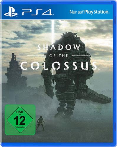 Shadow of the Colossus (German Edition)