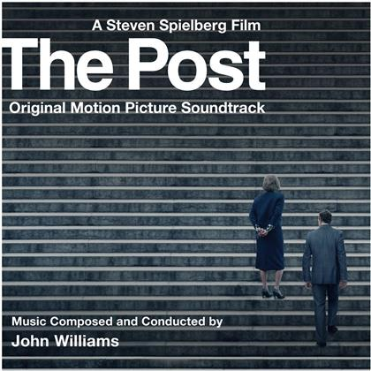John Williams (*1932) (Komponist/Dirigent) - The Post - (Die Verlegerin)