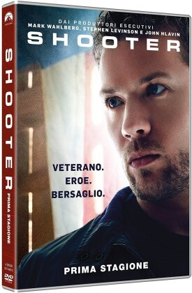 Shooter - Stagione 1 (4 DVDs)