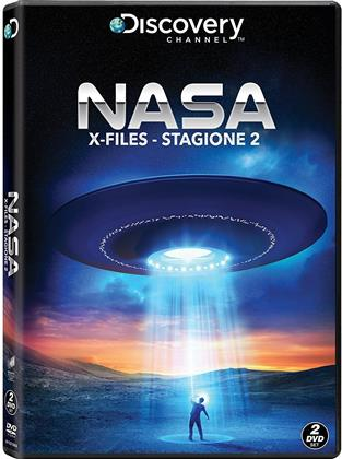 NASA X-Files - Stagione 2 (Discovery Channel, 2 DVDs)