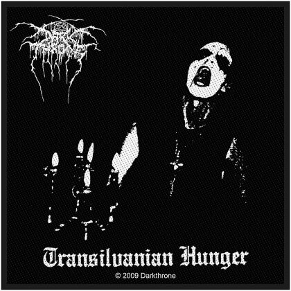Darkthrone Standard Patch - Transilvanian Hunger (Loose)