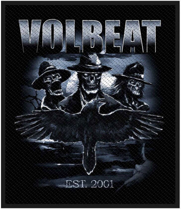 Volbeat - Outlaw Raven - Patch