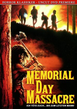 Memorial Day Massacre (1989) (Horror Klassiker, Uncut)