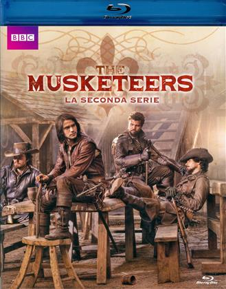 The Musketeers - Stagione 2 (BBC, 3 Blu-rays)