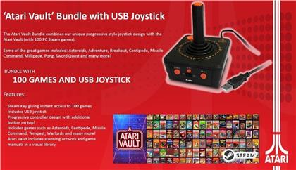 Atari Vault PC Bundle