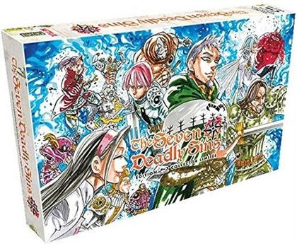 The Seven Deadly Sins - Saison 1 (Collector's Edition, Limited Edition, 3 Blu-rays)