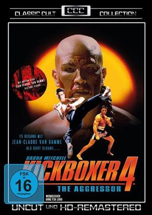 Kickboxer 4 - The Aggressor (Classic Cult Collection, Remastered, Uncut)