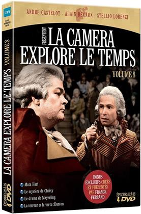 La caméra explore le temps - Volume 8 (s/w, 4 DVDs)