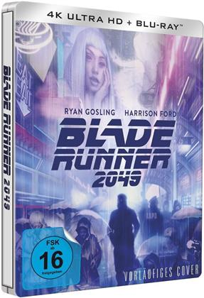 Blade Runner 2049 (2017) (Limited Edition, Steelbook, 4K Ultra HD + Blu-ray)