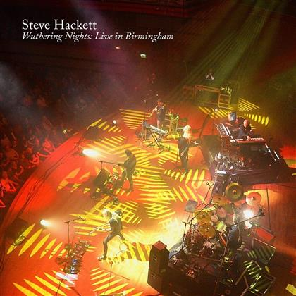 Steve Hackett - Wuthering Nights: Live In Birmingham (2 CDs + Blu-ray)