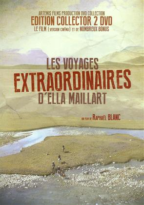 Les voyages extraordinaires d'Ella Maillart (2017) (Collector's Edition, 2 DVDs)