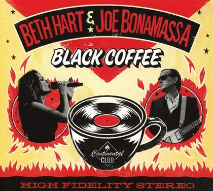 Beth Hart & Joe Bonamassa - Black Coffee (Bonustrack, Limited Boxset)