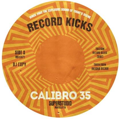 "Calibro 35 - Superstudio / Gomma (7"" Single)"