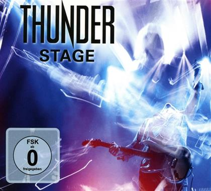 Thunder - Stage (2 CDs + Blu-ray)