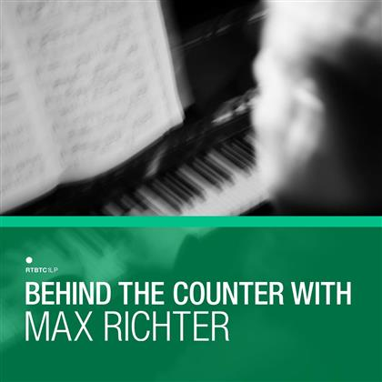 "Max Richter - Behind The Counter (Limited Edition, Green Vinyl, 2 LPs + Digital Copy + 7"" Single)"