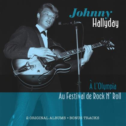 Johnny Hallyday - Johnny A L'Olympia Au Festival De Rock N' Roll (Bonustracks)