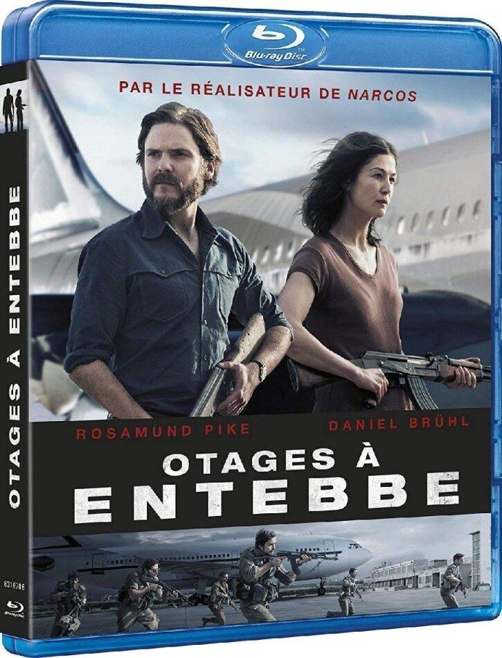 Otages à Entebbe (2018)