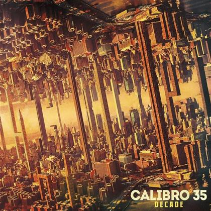 Calibro 35 - Decade (LP)