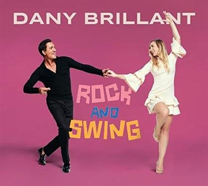 Dany Brillant - Rock And Swing (CD + DVD)