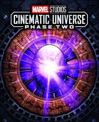 Marvel Studios Cinematic Universe - Phase 2 (7 Blu-ray)