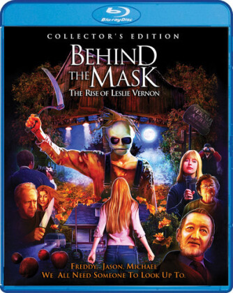 Behind The Mask - The Rise Of Leslie Vernon (2006) (Collector's Edition)