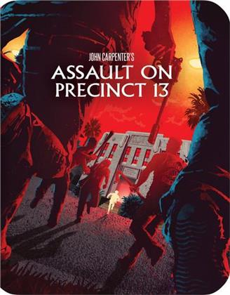 Assault On Precinct 13 (1976) (Limited Edition, Steelbook)