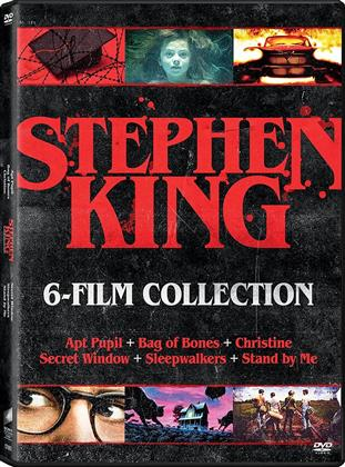 Stephen King - 6-Movie Collection (4 DVDs)