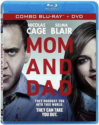 Mom and Dad (2017) (Blu-ray + DVD)